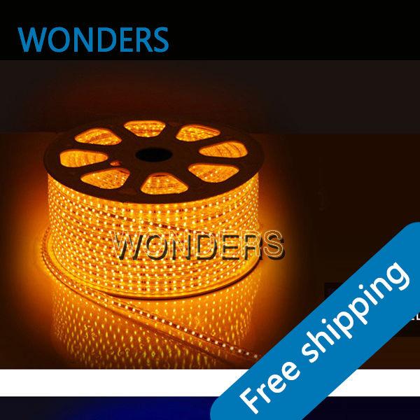 10M 3528 SMD LED Strip 220V Cheap Price High Quality Wholesale(China (Mainland))