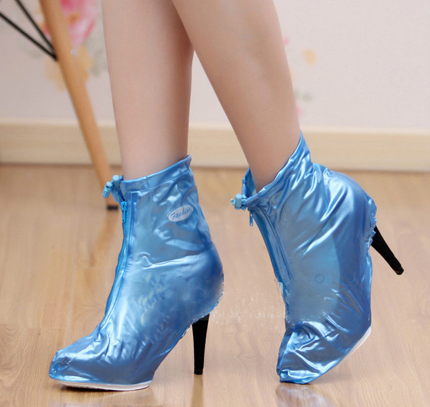 s shoes covers waterproof boots non slip cover high