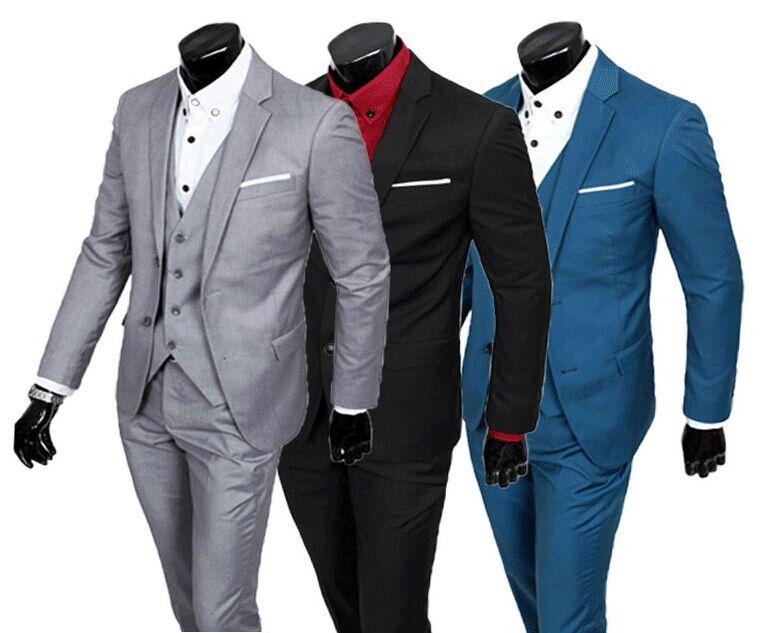 Los trajes están hechos de el algodón, el lino, el poliéster y la lana, por lo que más allá de alejarte de la elegancia o el estilo tradicional de este tipo de prendas, te ayudarán a lidiar con las diferentes épocas del año, las reuniones importantes o los eventos en los que necesites el extra que tu ropa te da.