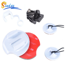 For GoPro Tethers Kit Surf Boarding Mount Adapter Set For GoPro Hero 1 2 3 3+ 4 Surfing Kit Action Camera Accessories Surf Pack