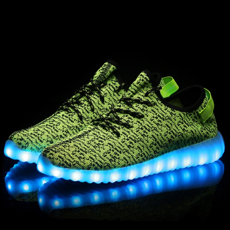 Led Shoes For Adult 2016 New Arrival Light Up Male Shoes Men Casual Luminous Shoes Breathable Luxury Brand Chaussure Lumineuse<br><br>Aliexpress