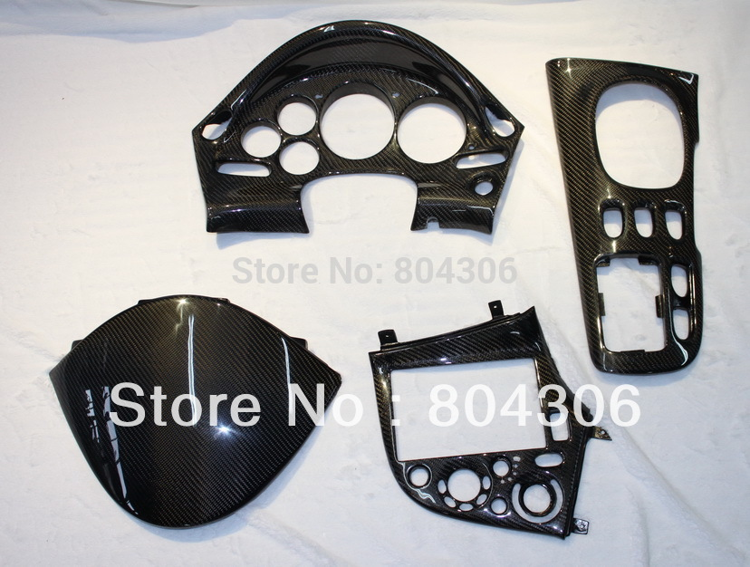 Buy Carbon Fiber Interior 4pcs Fit For Mazda Rx7 Fd3s Lhd From Reliable Mazda 6
