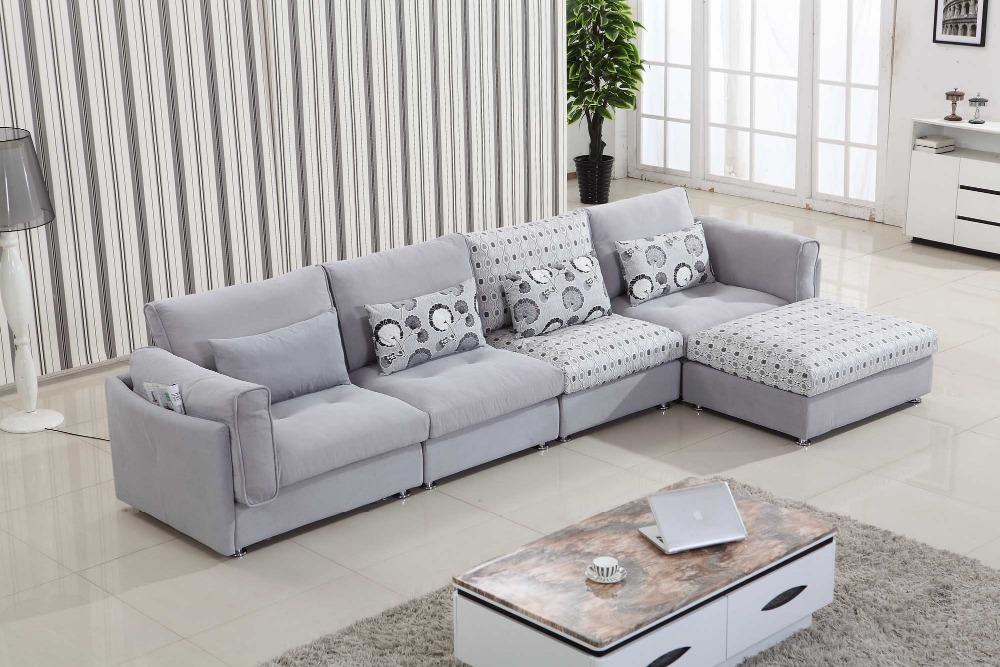 2015 modern design sexy color top fabric sofa set 0411 serial model(China (Mainland))
