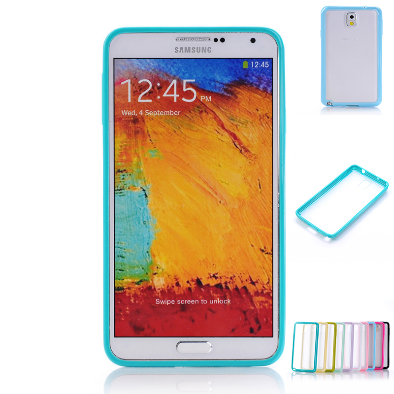 New Multi Colors Ultra Thin Matte Silicone Skin Protector Shell Case for Samsung Galaxy Note 4 N9100 N910 free shipping(China (Mainland))
