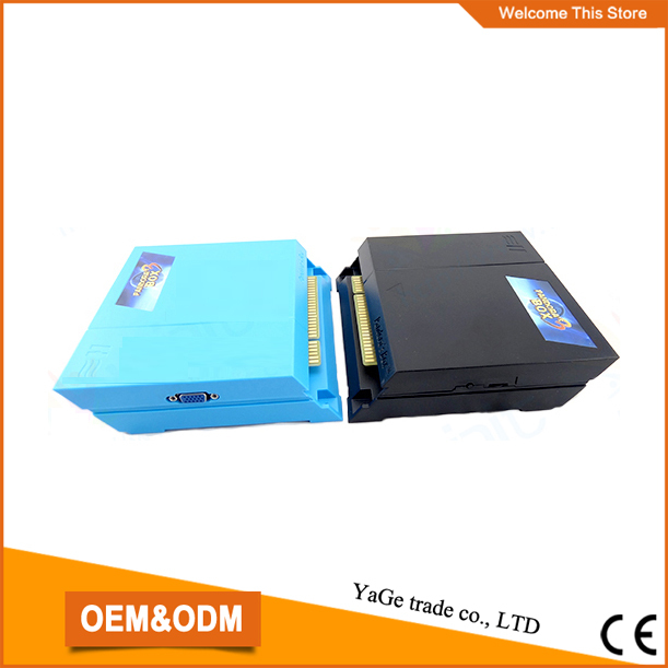 2015 New VGA&CGA Multi games Jamma PCB main board, Pandora's Box 3 520 in 1 game pcb(China (Mainland))