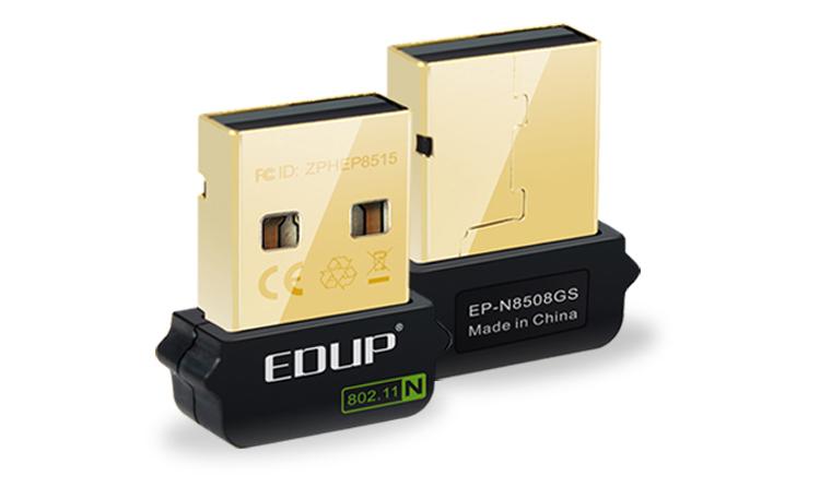 EDUP USB 150Mbps Wireless Wifi Mini Network Adapter 802.11 n/g/b for For Raspberry Pi B and Raspberry Pi B+ B plus version(China (Mainland))