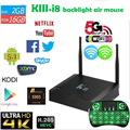 kiii kodi tv box amlogic s905 2g 16g KODI16 0 Dual WIFI 2 4G 5G Gigabit