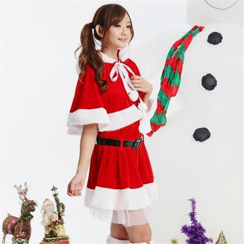 High Quality Woman Santa Outfit-Buy Cheap Woman Santa Outfit lots ...