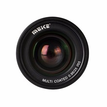 Buy Meike MK-4/3-25-0.95 25mm f/0.95 Super Large Aperture Manual Focus lens APS-C 4/3 System Mirrorless Cameras Olympus for $660.00 in AliExpress store