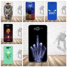 2016 Newest Soft Silicone Case ZTE L3 Covers Colorful 3D Relief Painted TPU Back Cover Blade Moblie Phone Cases - Betty Box store