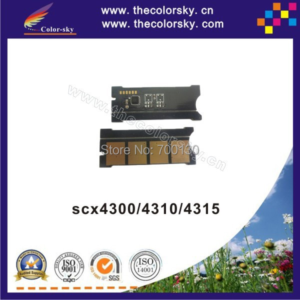 (TY-SMLT109) compatible smart chip for Samsung SCX 4300/4310/4315 SCX4300 scx4310 scx4315 BK free shipping by dhl<br><br>Aliexpress