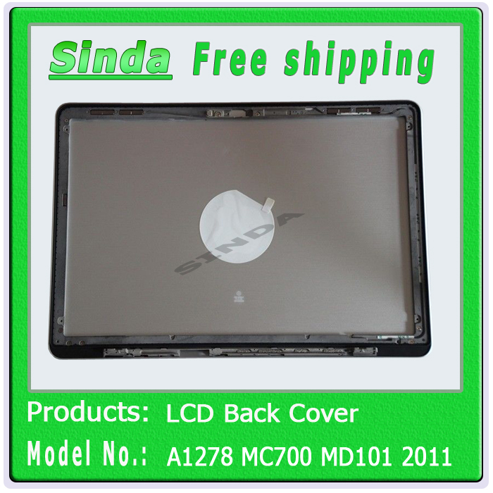 Original New For Macbook Pro unibody  13 A1278 LCD Back Cover MC700 MD313 MD101 2011 to 2012<br><br>Aliexpress