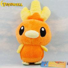 Pokemon Costume Torchic Plush Anime Plush toys 16cm Stuffed Animals Dolls Christmas Gifts for Children, TW23412