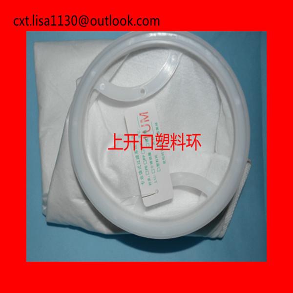 Free Shipping180*410mm filter bag pp material filter bag(China (Mainland))