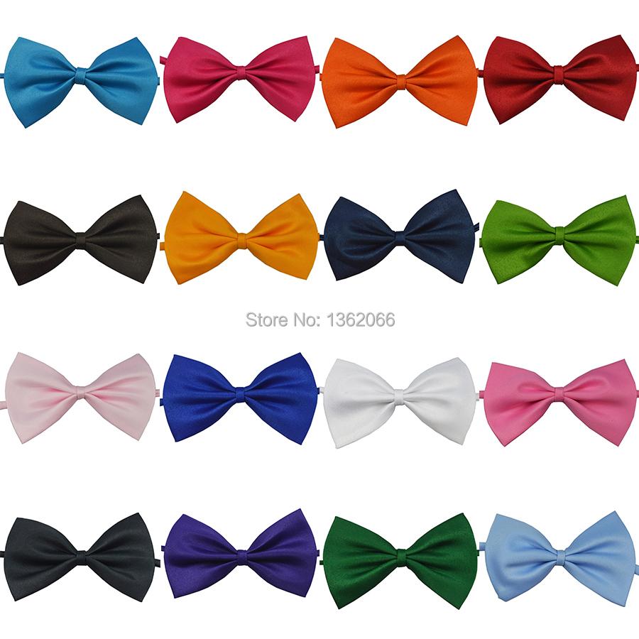 1pcs/lot Multicolor Dog neck tie Dog bow tie Cat tie Pet grooming Supplies Pet headdress Bowtie ncektie(China (Mainland))