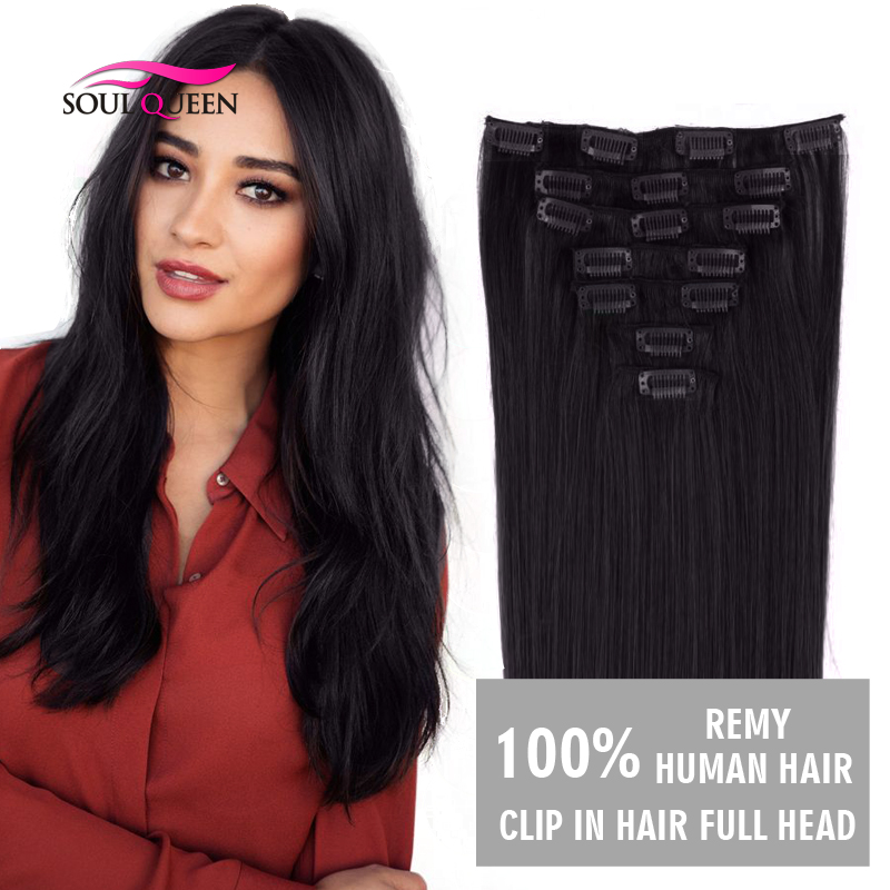 Hair Extensions Clip In Human Hair Thick Remy Hair Review
