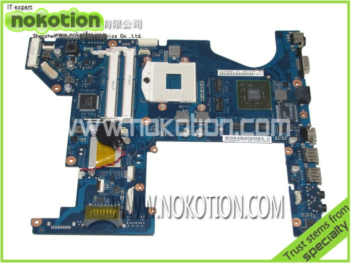 BA92-07104B BA9207104A for samsung RF510 RF410 RF710 laptop motherboard DDR3 Intel PGA989 NVIDIA N11P-GE1-A3 Mainboard<br><br>Aliexpress