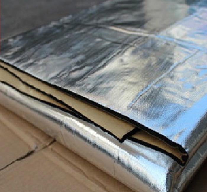 Material de aislamiento de sonido del coche compra lotes - Papel aislante termico ...