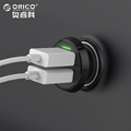 ORICO Car Charger 17W Dual USB Output 2 4A Fast Charging Mobile Phone Travel Adapter Cigar
