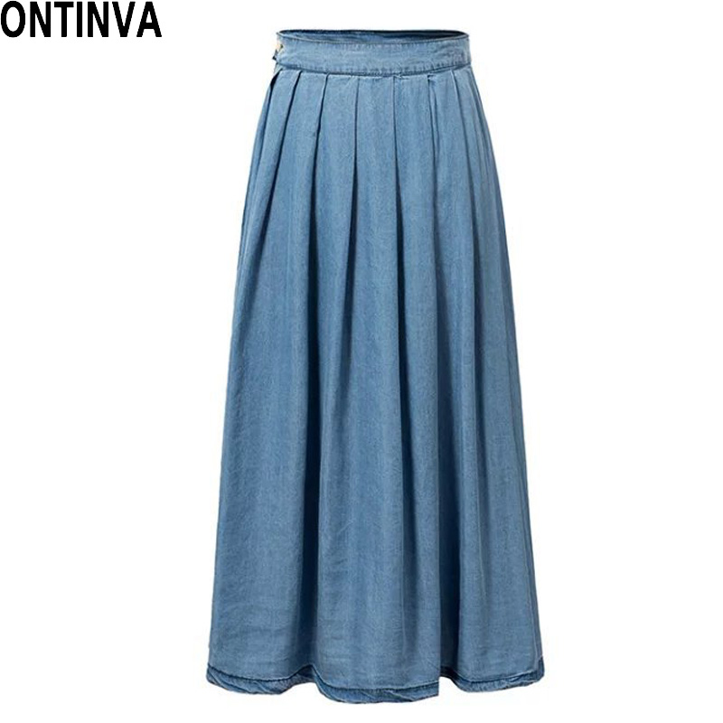 Model Coral Long Skirt  Somemoment  Womens Clothing