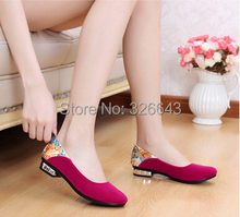 New Arrival 2015 Spring and Autumn Flats for Women Flat heel Shoes Fashion Flats Women Shoes Size 35-41 Free Shipping B162(China (Mainland))