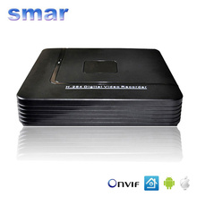 CCTV Mini HD NVR 4CH Video Recorder Onvif 8 Channel H.264 Network DVR For 720P 1080P IP Camera Security System P2P Best Price(China (Mainland))