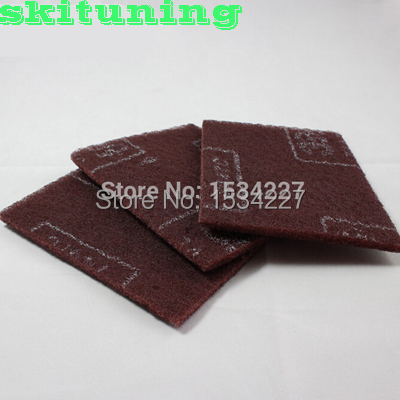 Professional skiing board,Wax Base structuring Polishing & Structuring Pads 400# great quality(China (Mainland))
