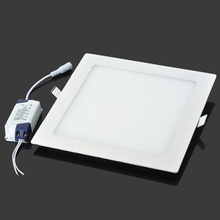18W LED Panel Light Warm White Square Led Lamp Ceiling Downlight Lamp AC 90-265V 3500K Spotlight FYDA1229Y5(China (Mainland))