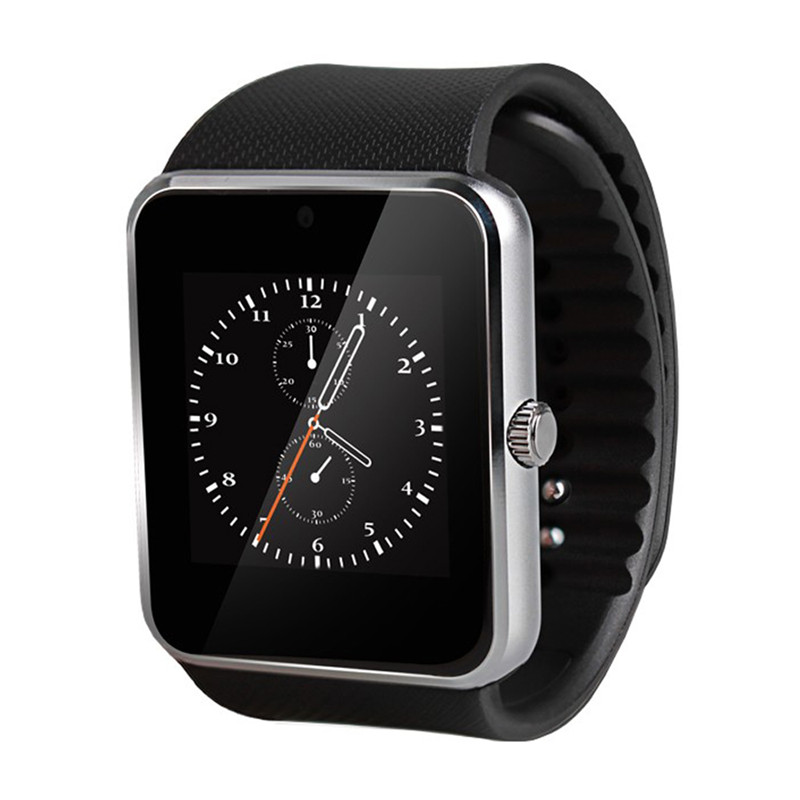 Brand New Smart Watch GT08 Clock With Sim Card Slot Push Message Bluetooth Connectivity for Mobile Phones Android Smartwatch(China (Mainland))