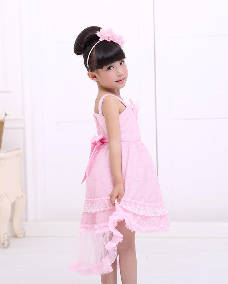 Strapless Girls Dresses