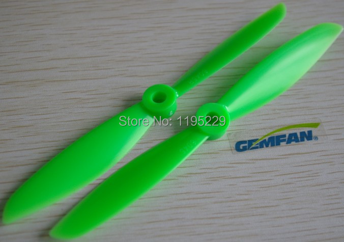 2 Pairs 6045 Propeller 6 4 5 2 Blade Props CW And CCW for QAV250 C250