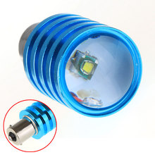 DIY 1156 BA15S CREE LED Car Reverse Light Lamp Tail Bulb Q5 7W White Vehicle Auto Turn Signal - Mini Taking Co.,Ltd store