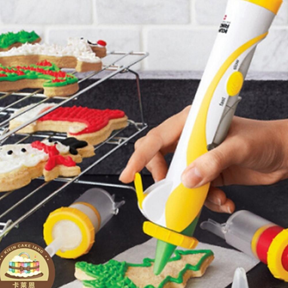 fondant cake decorating tools electric cake frosting decorating pen