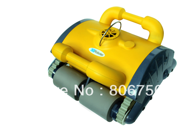 2013 Best Selling With Cheap Price  Swimming Pool Robot Vacuum cleaner with Remote Controller, Wall Climbing Function