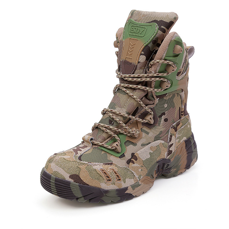 Best Military Combat Boots - Yu Boots