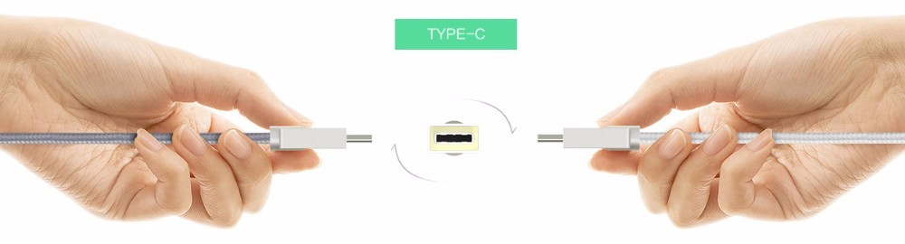 ORICO HCU-10 Type-A to Reversible Type-C Charge & Sync Cable for Xiao mi 4C Pro5