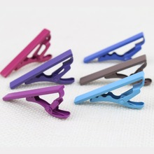 Formal Mens Alloy Necktie Tie Clip Pin Skinny Glossy Clasp Copper Bar Wedding Slim Ties Clips For Men Suits Accessories Jewelry(China (Mainland))