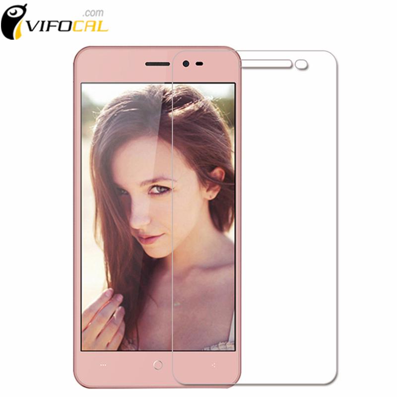 Leagoo Z5 Tempered Glass 5.0inch 100% Original Premium Screen Protector Film For Leagoo Z5L mobile phone(China (Mainland))