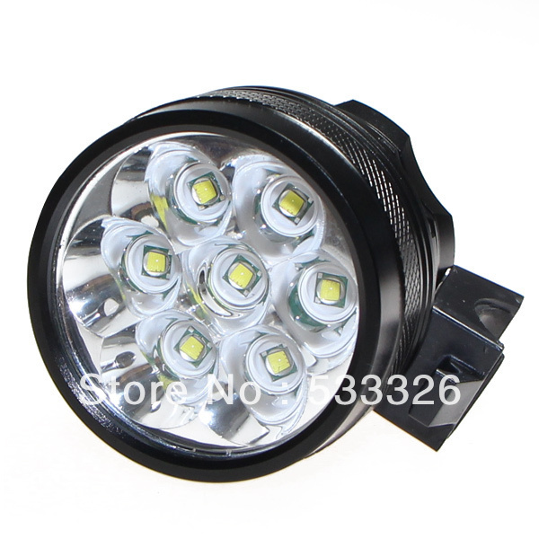 Brand NEW KD D70L2 7 x Cree XM-L2 U2 LED 3-Mode 7000 Lumens Bike Light Battery Pack Charger - Amy Electronic Co.,Ltd store