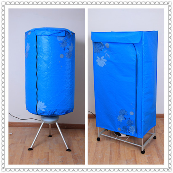 Portable Clothes Dryer ~ Mini portable airer dryer round clothes electric