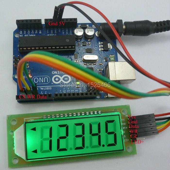 Arduinoを使って8X8マトリクスLEDに日