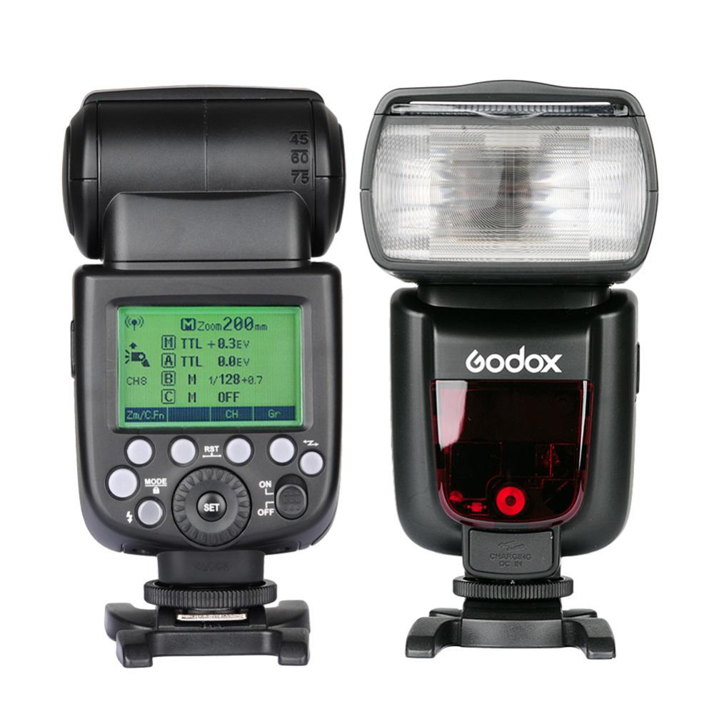 Здесь можно купить  Godox TT685C Speedlite Flash with E-TTL II Autoflash for Canon EOS 5D Mark III 5D MarkII 6D 7D 60D 50D 40D 30D 650D 600D 550D  Бытовая электроника