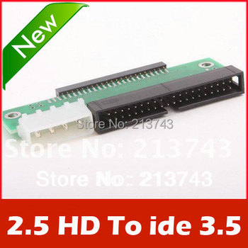 2.5 HD to IDE 3.5 Hard Disk Drive HDD Adapter