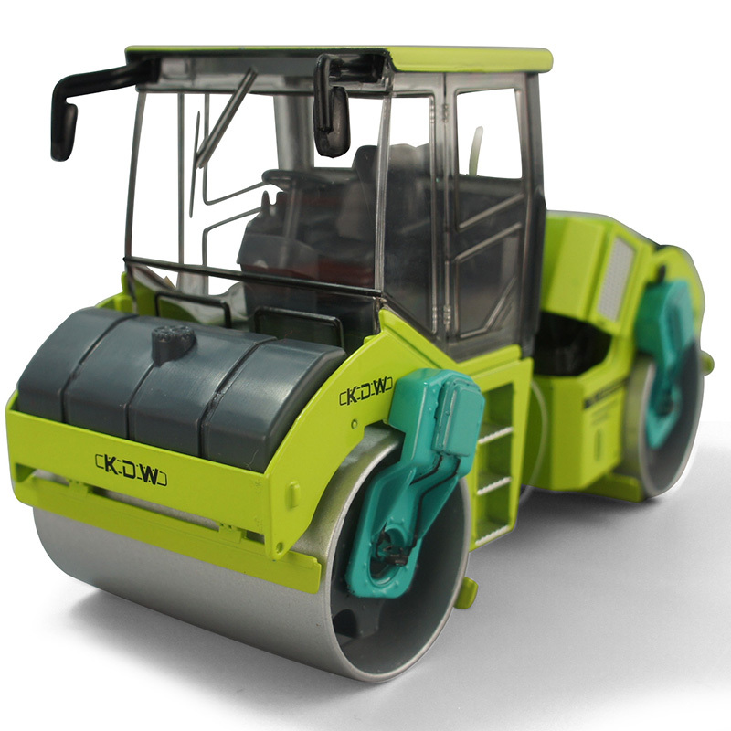 Heavy Engineer Truck Alloy Road Roller Model Toy Exquisite Car model Toy for kid,Cars toys(China (Mainland))