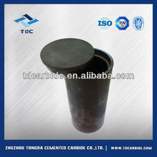 Customized 100 to 1000 ml tungsten carbide small grinding jar(China (Mainland))