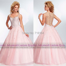 Quinceanera платья  от Lavender Advanced Custom Dress Store, материал Спандекс артикул 32262601357