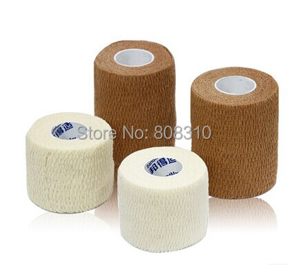 Brown Sports Tape Sports Kinesiology Tape