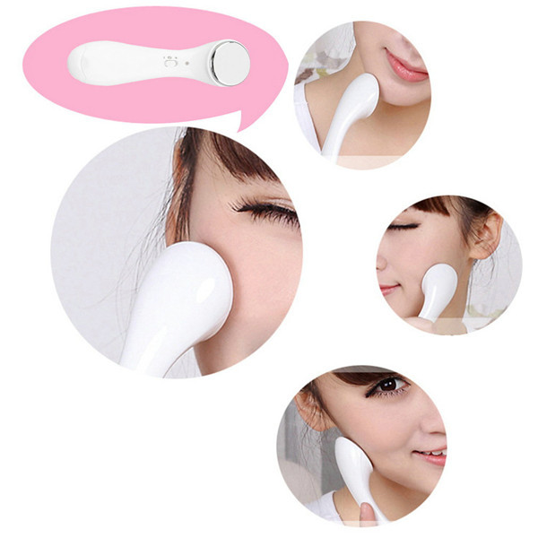 1pc Electric Facial Cleanser, Ionic Massager, Anti Aging Vibrating Massage, Skin Care Newest(China (Mainland))