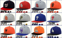 2015 New Cheap men's American Football Fitted hats baseball Fitted caps accept mix order 20pcs/lot FREE SHIPPING(China (Mainland))