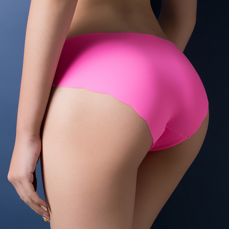 Special Offer New seamless Top DuPont Fabric Ultra-thin Comfort No trace Women Underwear Panties Briefs(China (Mainland))